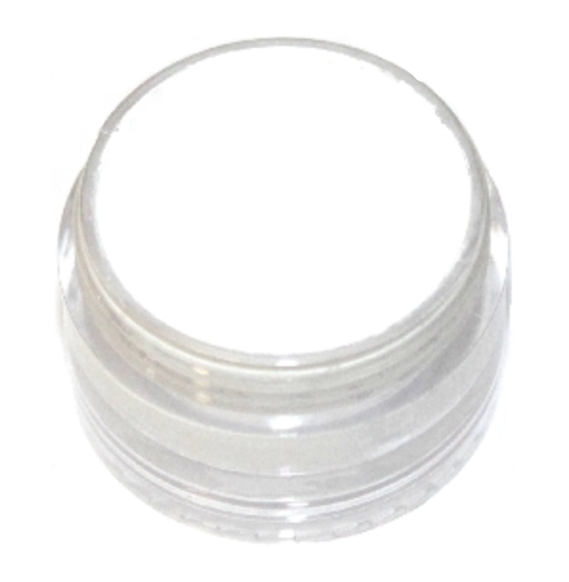 MiKim FX Face Paint | Regular Matte - White F1 (17gr)