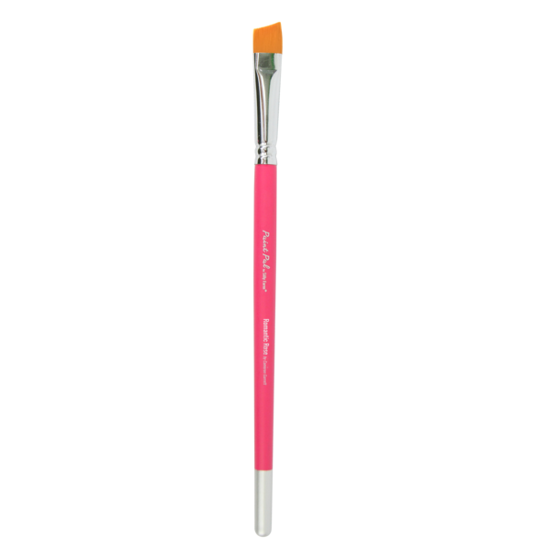 "Paint Pal | Face Painting Brush | Romantic Rose - 1/2"" Angle - Jest Paint Store"
