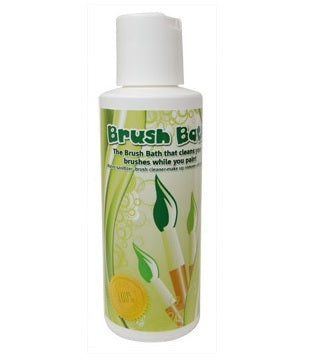 Brush Bath | Brush Soap - 4oz - Jest Paint Store