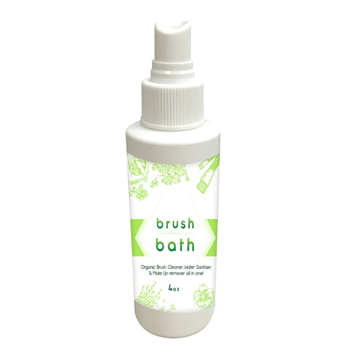 Brush Bath with Spray Cap - 4oz - Jest Paint Store
