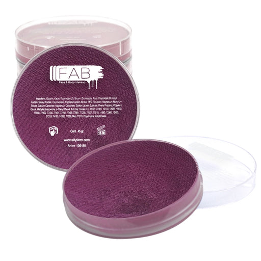 FAB Face Paint - Berry Shimmer 45gr #327 - Jest Paint Store