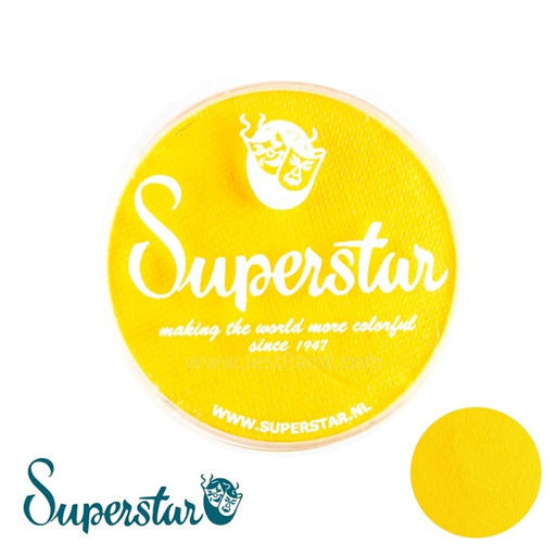 Superstar Face Paint | Bright Yellow 044 - 45gr