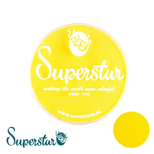 Superstar Face Paint | Yellow 144 - 45gr