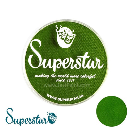Superstar Face Paint | Grass Green 042 - 45gr
