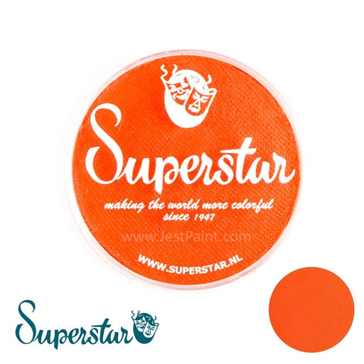 Superstar Face Paint | Bright Orange 033 - 45gr