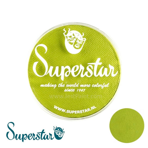 Superstar Face Paint | Light Green 110 - 45gr