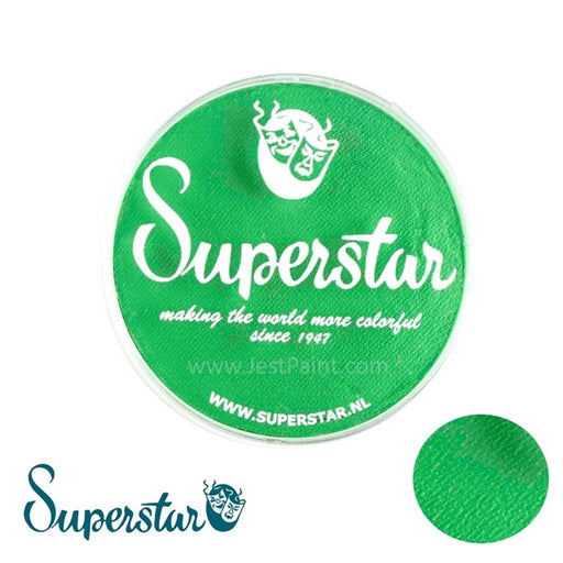 Superstar Face Paint | Flash Green 142 - 45gr