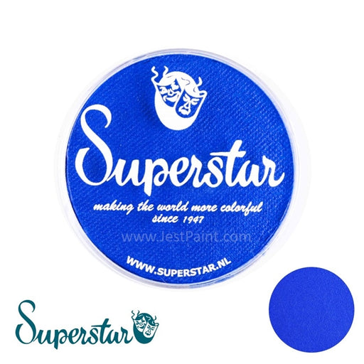 Superstar Face Paint | Bright Blue 043 - 45gr
