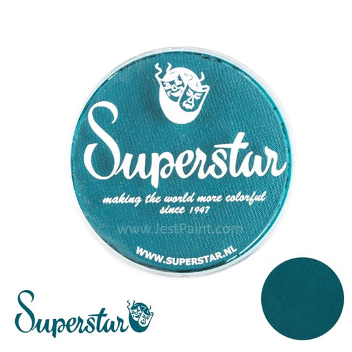 Superstar Face Paint | Petrol Blue 173 - 45gr - Jest Paint Store