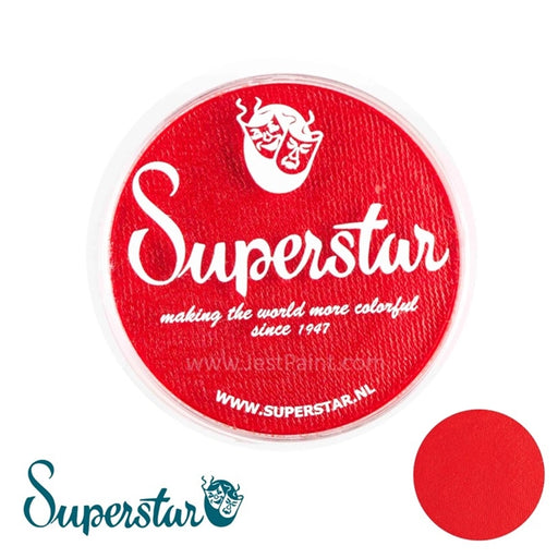 Superstar Face Paint | Fire Red 035 - 45gr