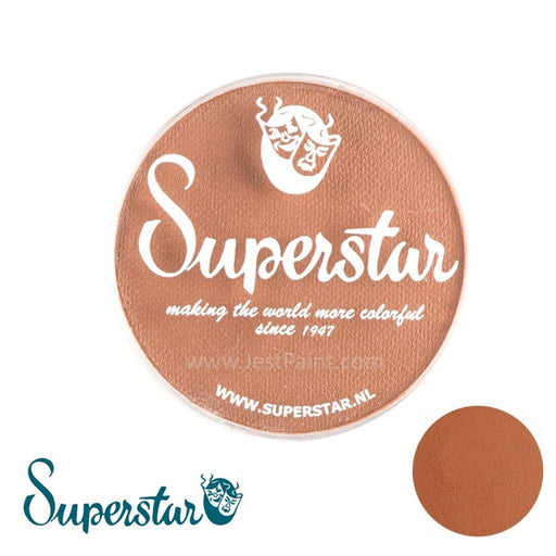 Superstar Face Paint | Pecan (light brown) 031 - 45gr - Jest Paint Store