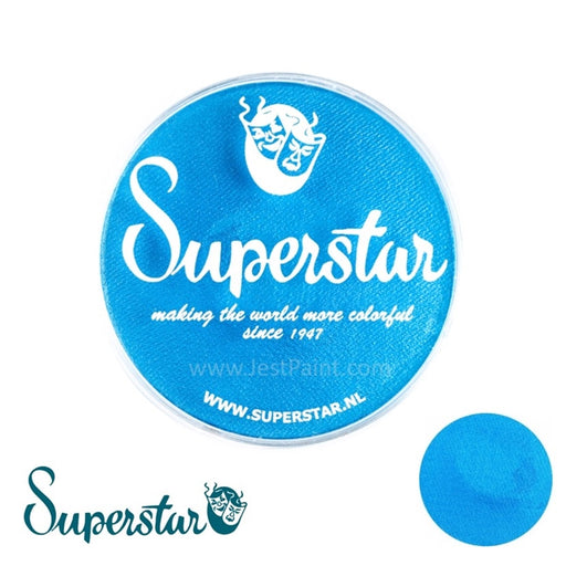 Superstar Face Paint | London Sky Blue Shimmer 213 - 45gr