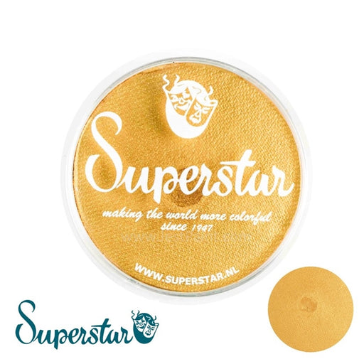 Superstar Face Paint | Gold Shimmer 141 - 45gr