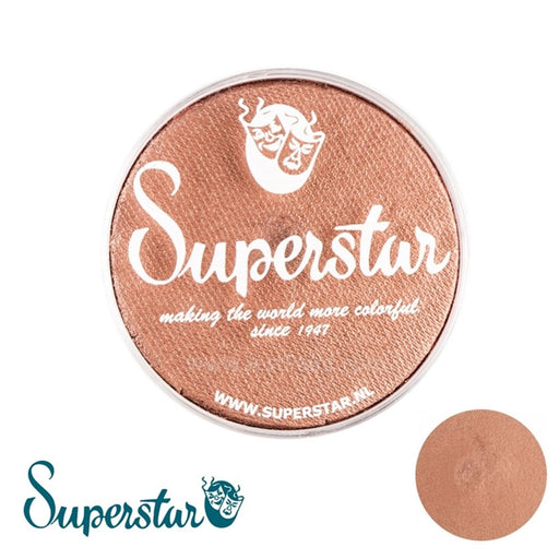 Superstar  Face Paint | Nut Brown Shimmer 131 - 45gr - Jest Paint Store