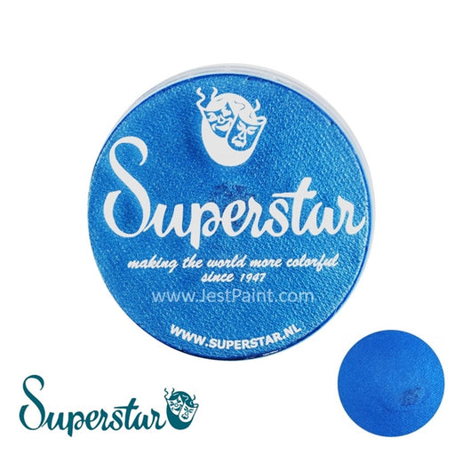 Superstar Face Paint | Mystic Blue Shimmer 137 - 45gr