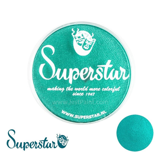 Superstar Face Paint | Peacock Shimmer 341 - 45gr