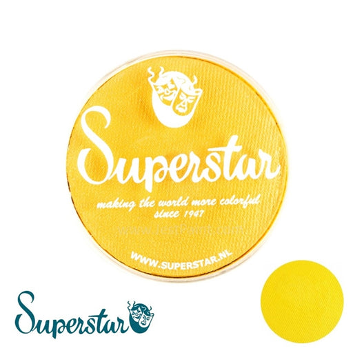 Superstar Face Paint |Interferenz Yellow Shimmer 132 - 45gr