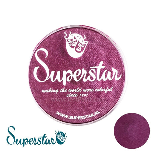 Superstar Face Paint | Berry Shimmer 327 - 45gr - Jest Paint Store
