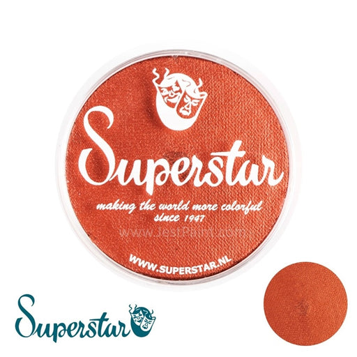 Superstar Face Paint | Copper Shimmer 058 - 45gr