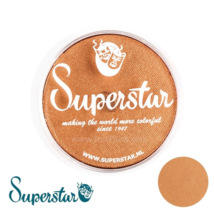 Superstar Face Paint | Bronze Shimmer 061 - 45gr