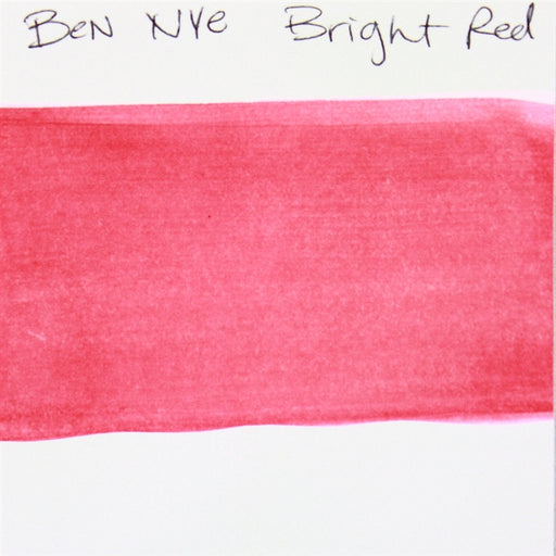 BenNye MagiCake - Brite Red 1oz SWATCH - Jest Paint Store