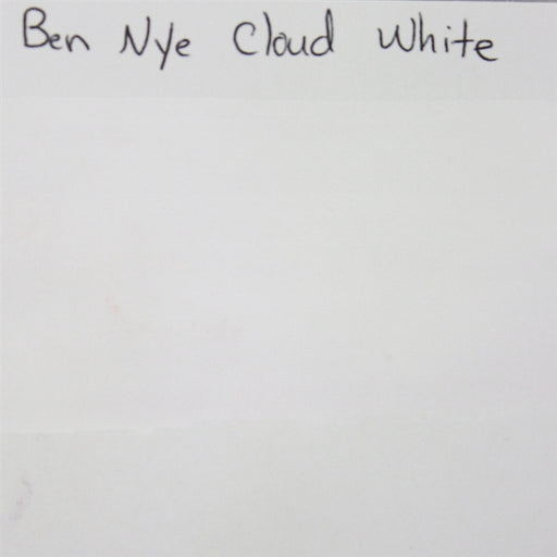 BenNye MagiCake - Cloud White 1oz SWATCH - Jest Paint Store