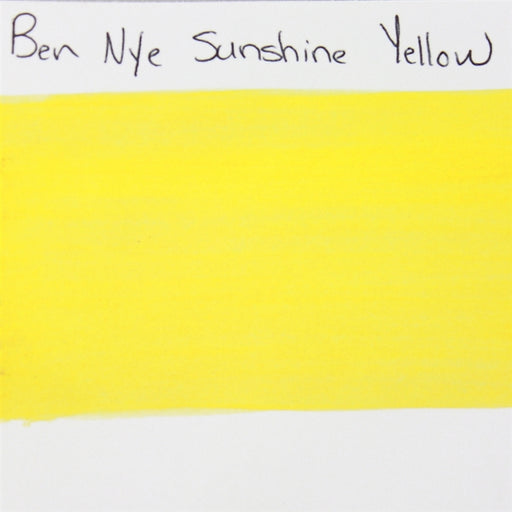 BenNye MagiCake - Sun Yellow 1oz SWATCH - Jest Paint Store