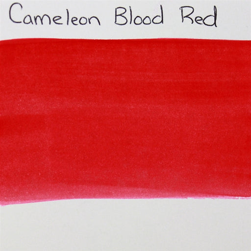 Cameleon - Baseline Dark Red (Blood Red) 30gr (BL3003) SWATCH - Jest Paint Store