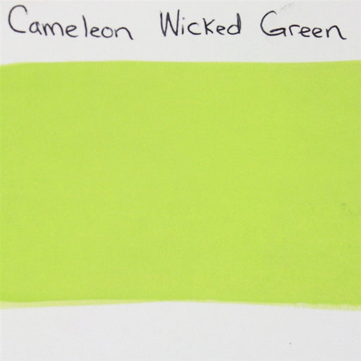 Cameleon - Baseline Lime Green (Wicked Green) 30gr (BL3018) SWATCH - Jest Paint Store