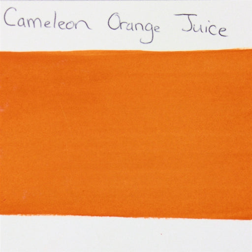 Cameleon - Baseline Orange (Orange Juice)  30gr (BL3006) SWATCH - Jest Paint Store