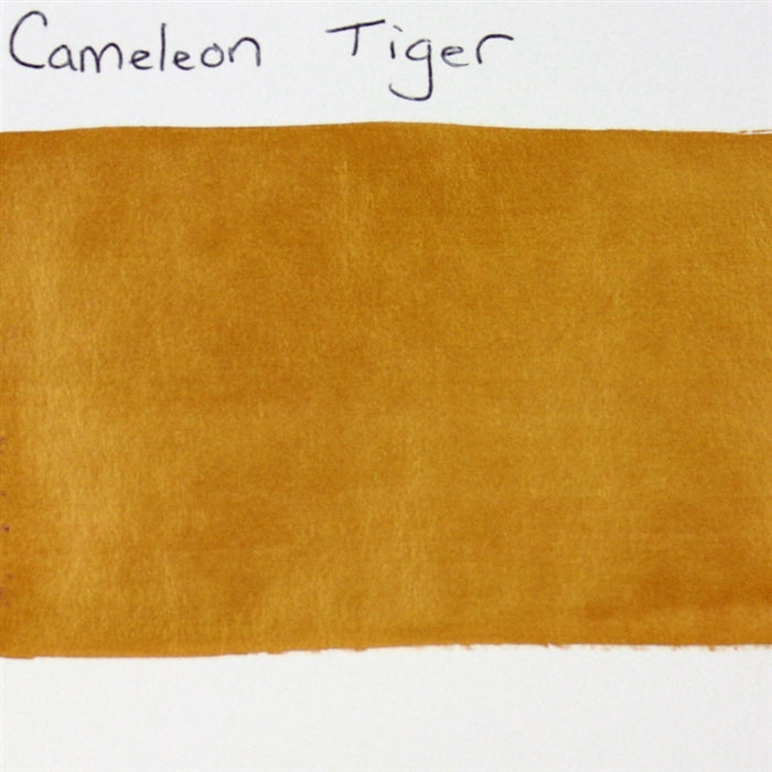 Cameleon - Baseline Tiger (slightly pearly Mustard) 32gr (BL3033) SWATCH - Jest Paint Store