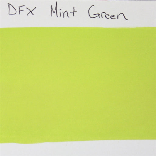 Diamond FX  Essential - Mint Green (1055) 32gr SWATCH - Jest Paint Store