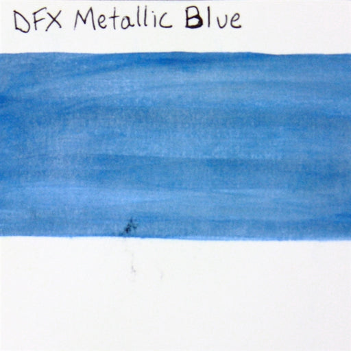 Diamond FX - Metallic Blue 32gr SWATCH - Jest Paint Store