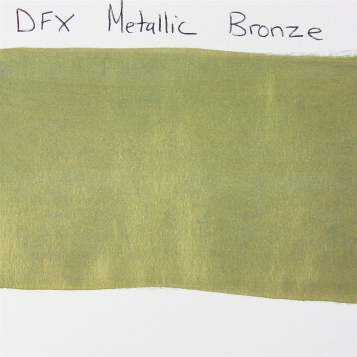 Diamond FX  - Metallic Bronze  32gr SWATCH - Jest Paint Store