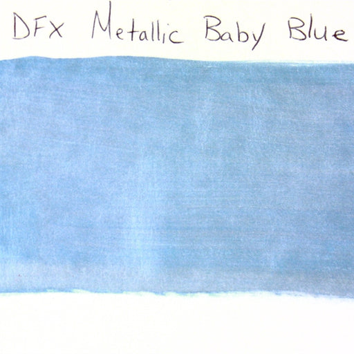 Diamond FX - Metallic Baby Blue 32gr SWATCH - Jest Paint Store