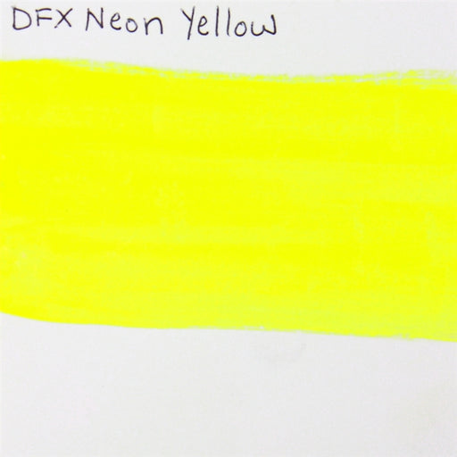 Diamond FX - Neon Yellow 32gr SWATCH - Jest Paint Store