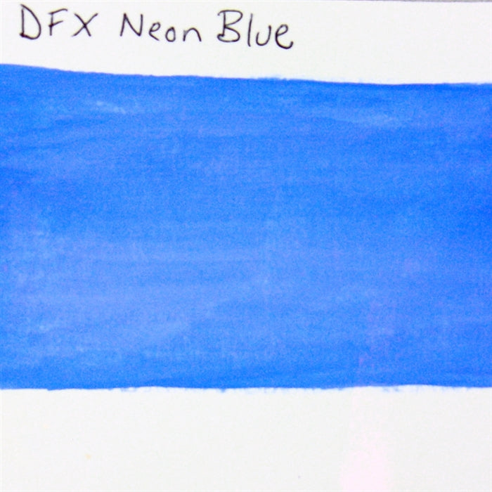 Diamond FX - Neon Blue 32gr SWATCH - Jest Paint Store