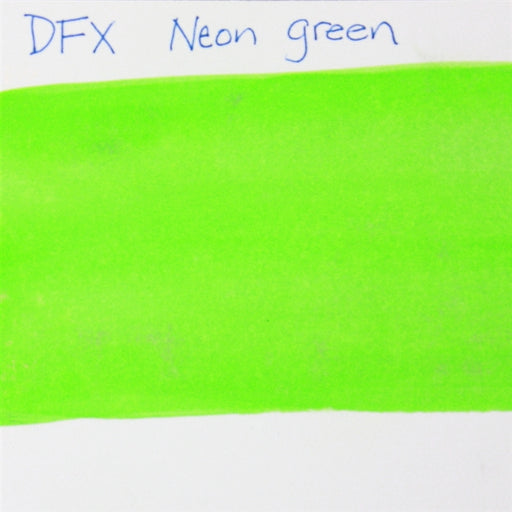 Diamond FX - Neon Green 32gr SWATCH - Jest Paint Store