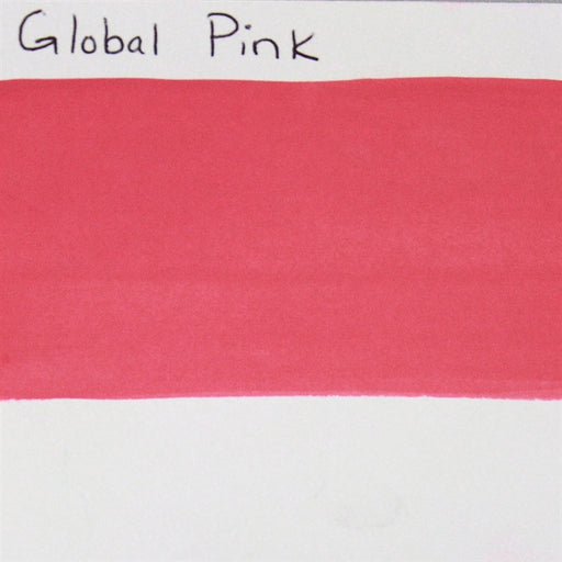Global Body Art Face Paint - Standard Pink 32gr SWATCH - Jest Paint Store
