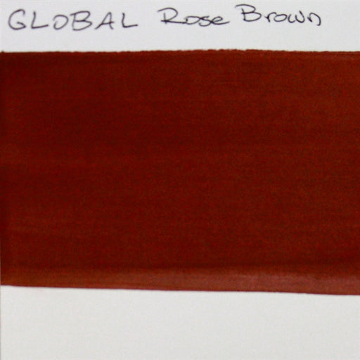 Global Body Art Face Paint - Standard Rose Brown 32gr SWATCH - Jest Paint Store