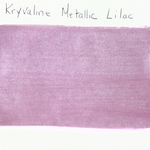 Kryvaline Metallic (Regular Line) - Lilac 30gr SWATCH - Jest Paint Store
