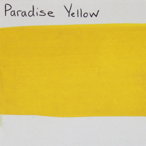 Paradise  - Yellow SWATCH - Jest Paint Store