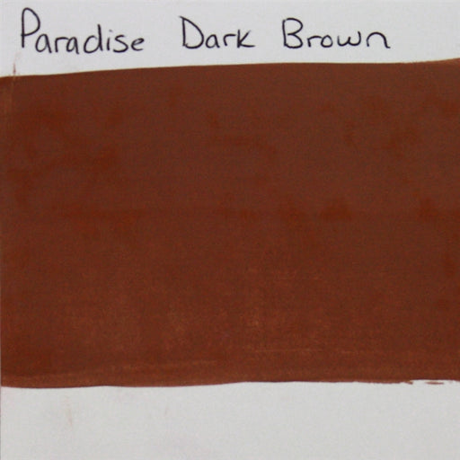 Paradise - Dark Brown SWATCH - Jest Paint Store