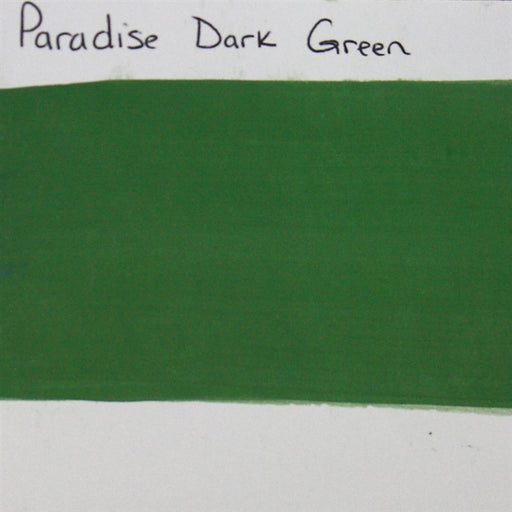 Paradise - Dark Green SWATCH - Jest Paint Store