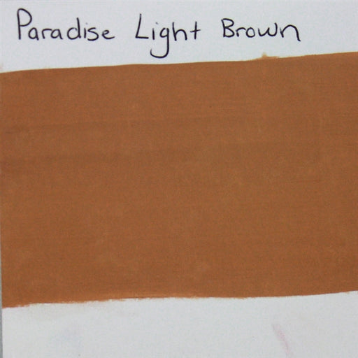 Paradise - Light Brown SWATCH - Jest Paint Store