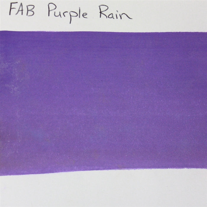 FAB - Purple Rain 45gr #238 SWATCH - Jest Paint Store
