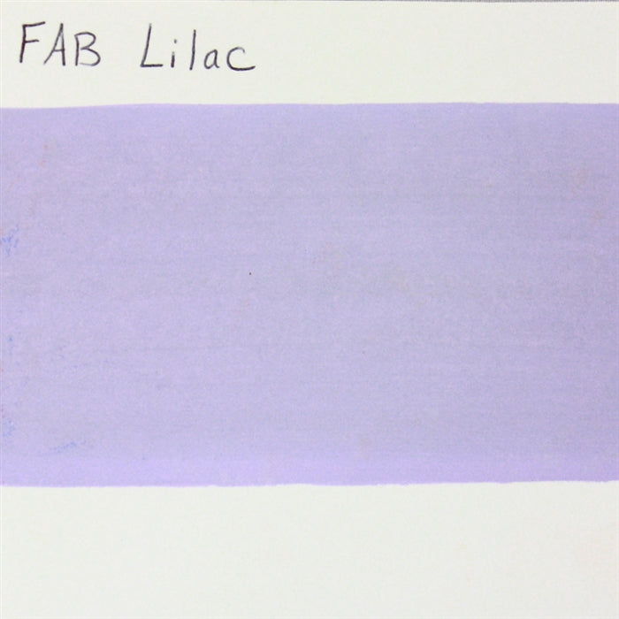 FAB - Lilac 45gr #037 SWATCH - Jest Paint Store