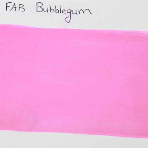 FAB Face Paint - Bubblegum 45gr #105 SWATCH - Jest Paint Store