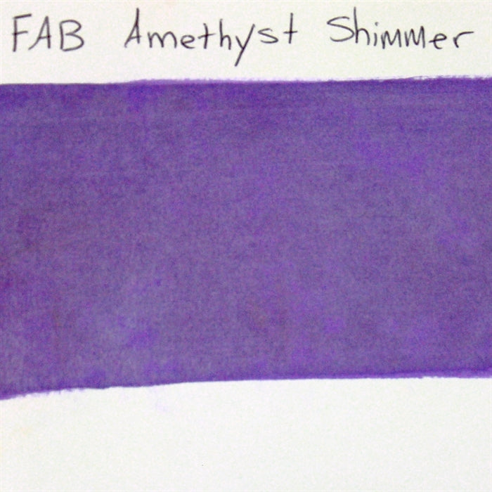 FAB - Amethyst Shimmer 45gr #138 SWATCH - Jest Paint Store