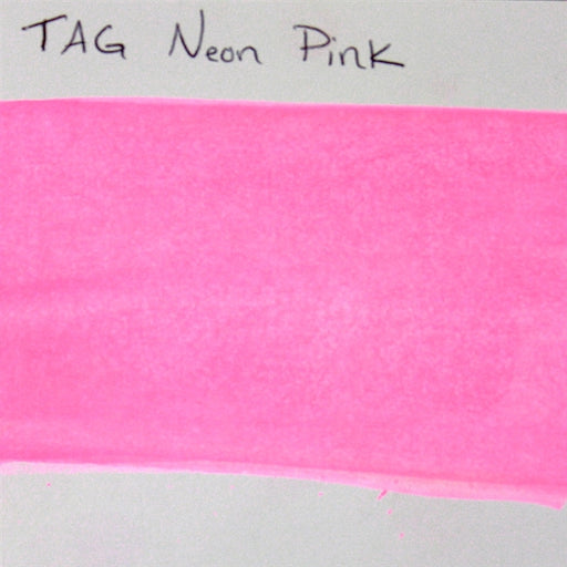 TAG - Neon Pink  32g SWATCH - Jest Paint Store